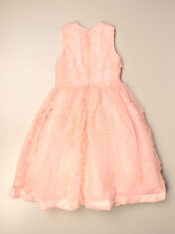 Dress Elie Saab: Dress kids Elie Saab pink 2