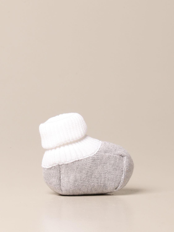 Shoes Colori Chiari: Light Colors Cotton Socks white 1