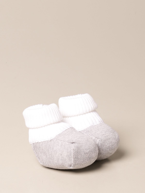 Shoes Colori Chiari: Light Colors Cotton Socks white 2