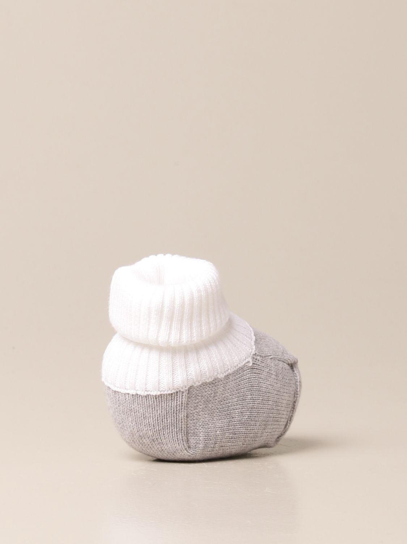 Shoes Colori Chiari: Light Colors Cotton Socks white 3