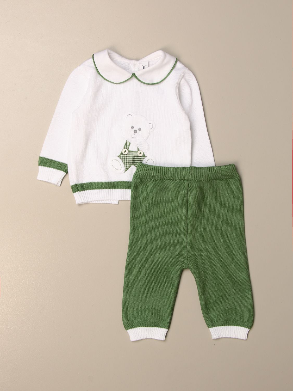 Mono Colori Chiari: Mono niños Colori Chiari verde 1