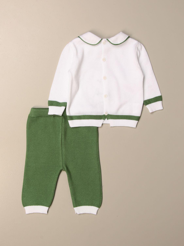 Mono Colori Chiari: Mono niños Colori Chiari verde 2