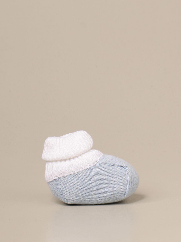Zapatos Colori Chiari: Zapatos niños Colori Chiari celeste 1