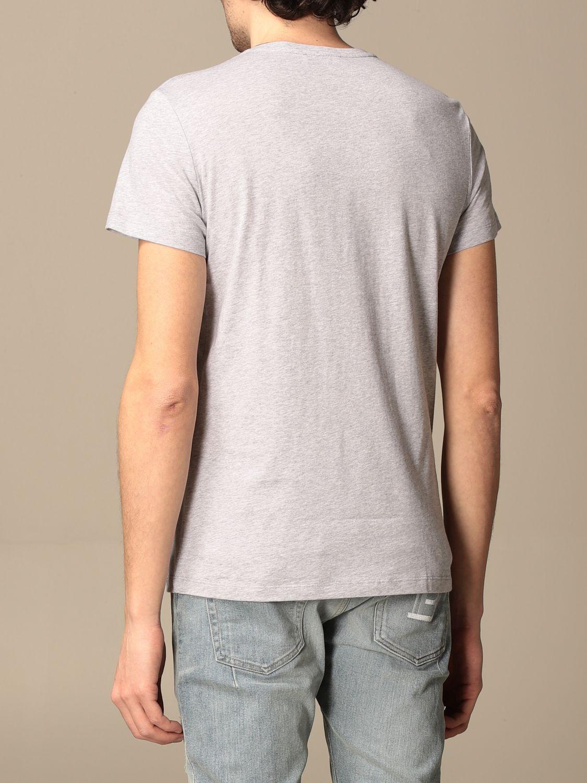 T-shirt Balmain: Balmain cotton t-shirt with logo grey 2