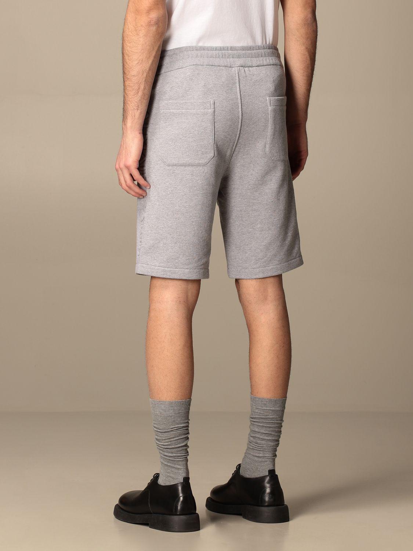 Short Balmain: Pantalon homme Balmain gris 2