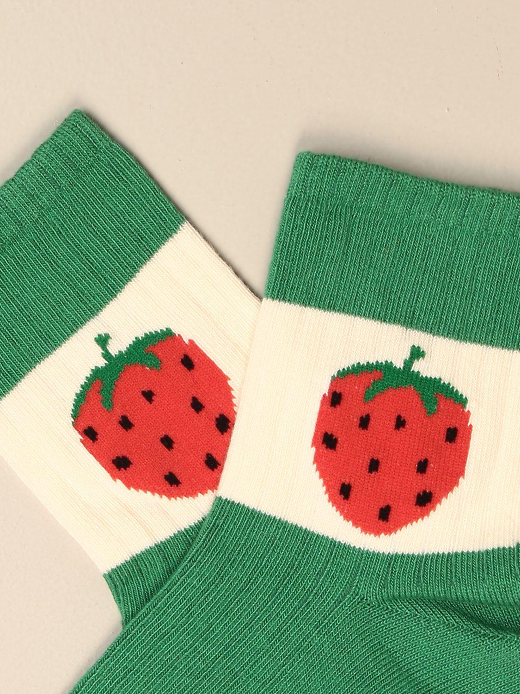 Носки детские Mini Rodini: Носки детские Детское Mini Rodini зеленый 2