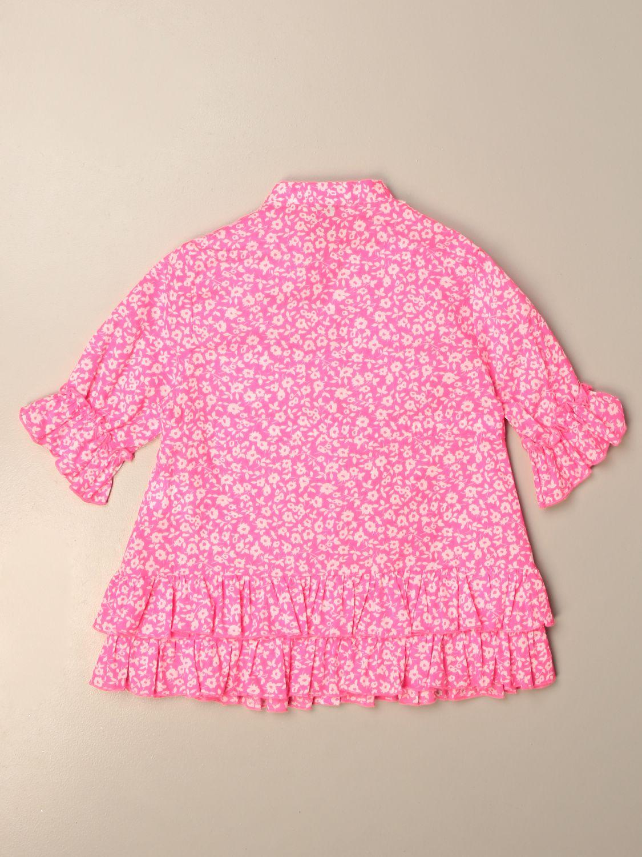 连衣裙 Mariuccia Milano: 连衣裙 儿童 Mariuccia Milano 紫红色 2