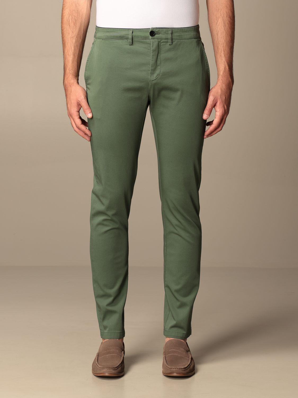 Pantalone Department 5: Pantalone Department Five in cotone militare 1