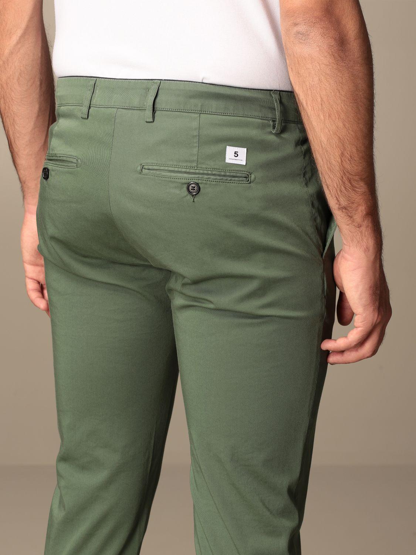 Pantalone Department 5: Pantalone Department Five in cotone militare 3