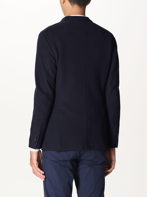 Blazer Boglioli: Jacket men Boglioli blue 2