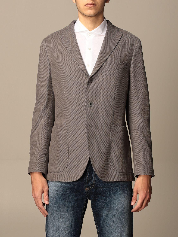 Blazer Boglioli: Jacket men Boglioli blue 1