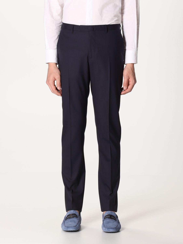 Suit Boglioli: Suit men Boglioli blue 6