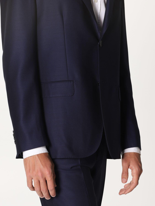 Suit Boglioli: Suit men Boglioli blue 1 5