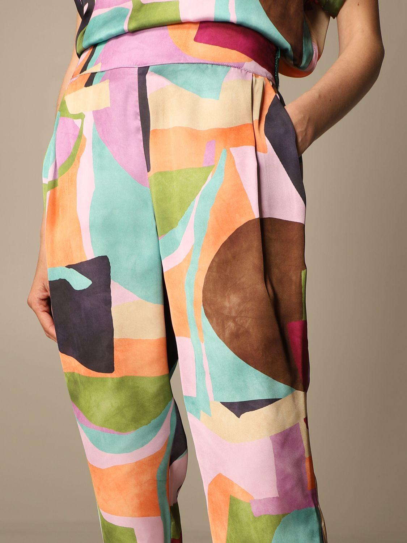 Брюки Hanita: Брюки Женское Hanita многоцветный 4