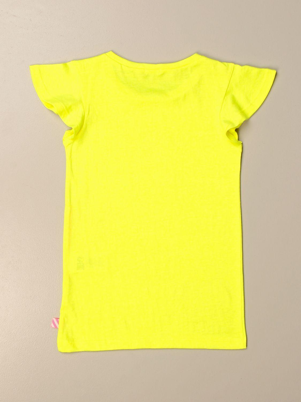 Vestido Billieblush: Vestido niños Billieblush amarillo 2