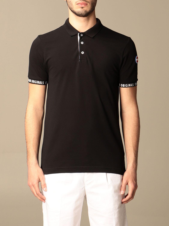 T-shirt Colmar: T-shirt men Colmar black 1