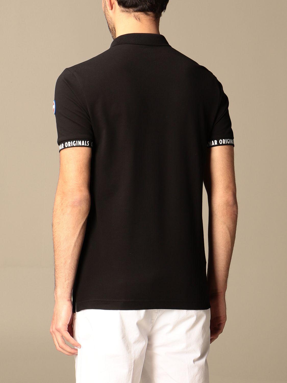 T-shirt Colmar: T-shirt men Colmar black 2