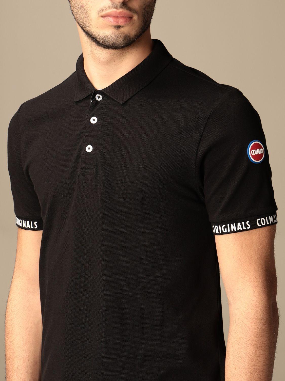 T-shirt Colmar: T-shirt men Colmar black 3