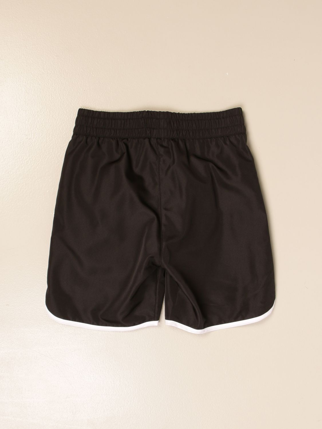 Swimsuit Givenchy: Givenchy boxer swimsuit with logoed bands black 2