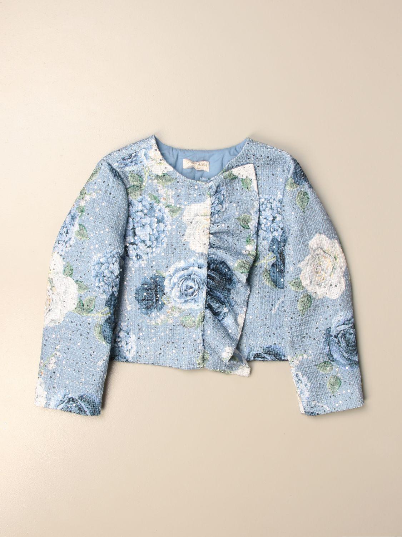 Jacket Monnalisa: Jacket kids Monnalisa avion 1