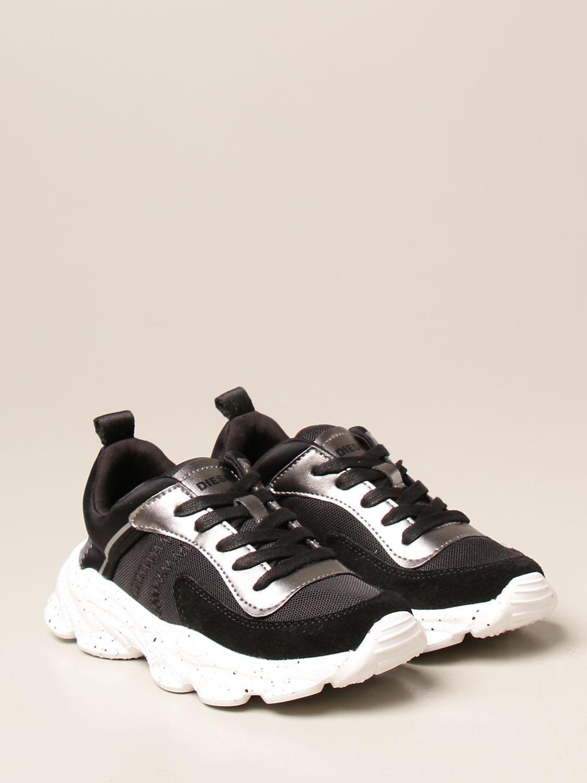 Zapatos Diesel: Zapatos niños Diesel negro 2