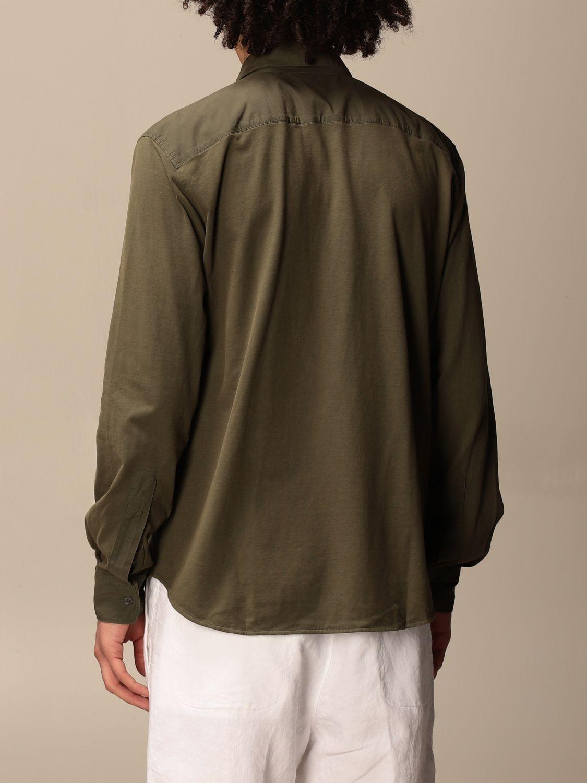 Shirt Aspesi: Shirt men Aspesi military 2