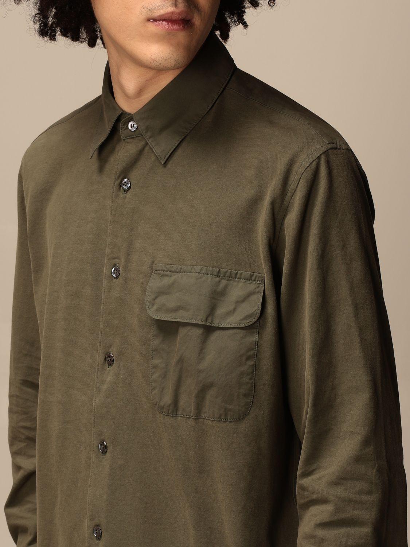 Shirt Aspesi: Shirt men Aspesi military 3