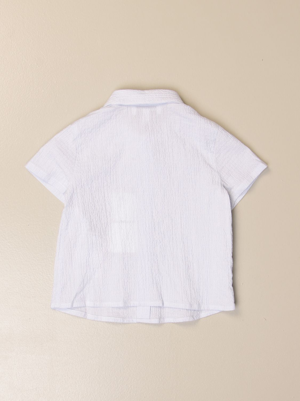 Chemise Emporio Armani: Chemise enfant Emporio Armani ciel 2