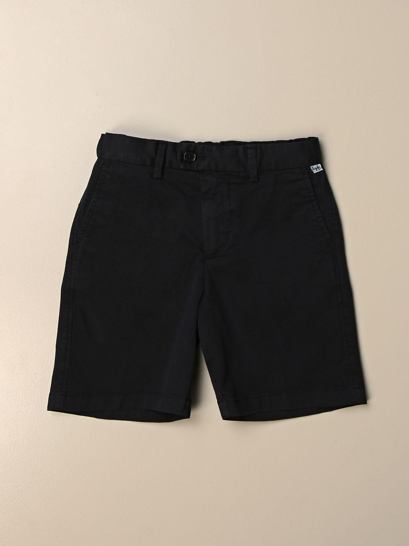Shorts Il Gufo: Hose kinder Il Gufo blau 1