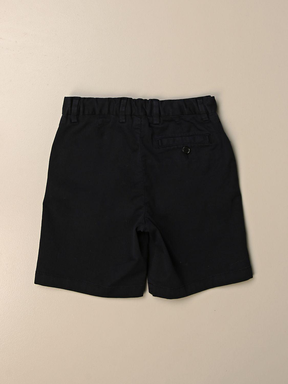 Shorts Il Gufo: Hose kinder Il Gufo blau 2