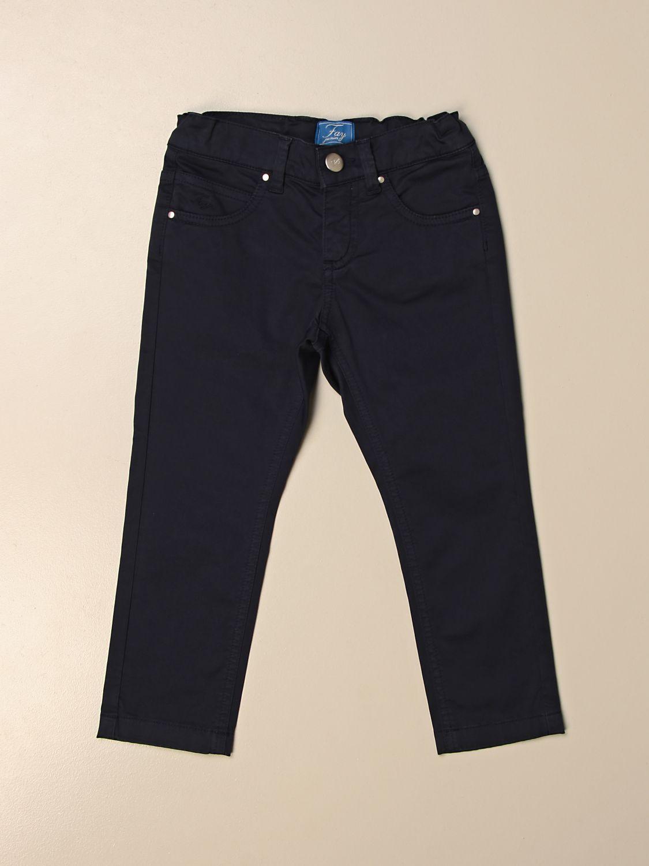 Pantalón Fay: Pantalón niños Fay azul oscuro 1