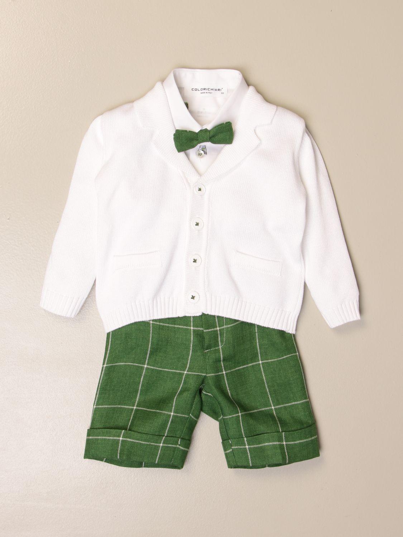 Mono Colori Chiari: Conjunto niños Colori Chiari verde 1