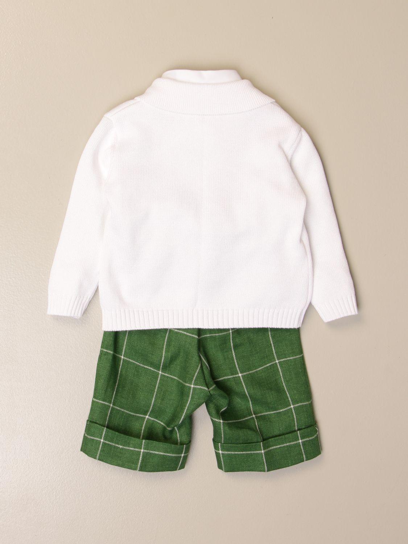Mono Colori Chiari: Conjunto niños Colori Chiari verde 2