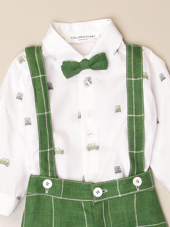 Mono Colori Chiari: Conjunto niños Colori Chiari verde 3