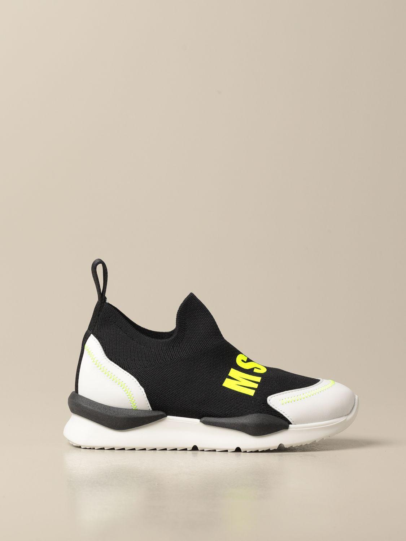 Zapatos Msgm Kids: Zapatos niños Msgm Kids negro 1