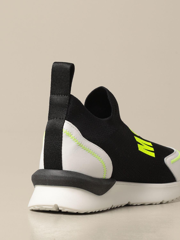 Zapatos Msgm Kids: Zapatos niños Msgm Kids negro 3