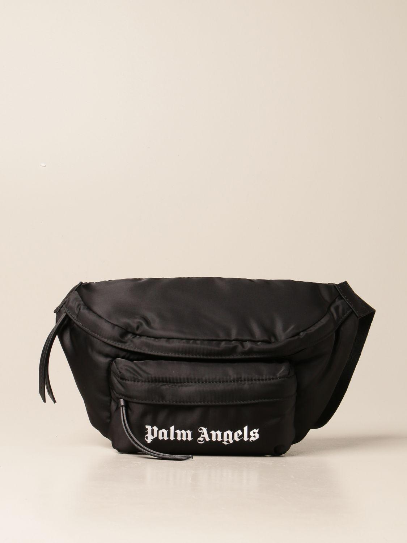 Riñonera Palm Angels: Riñonera hombre Palm Angels negro 1