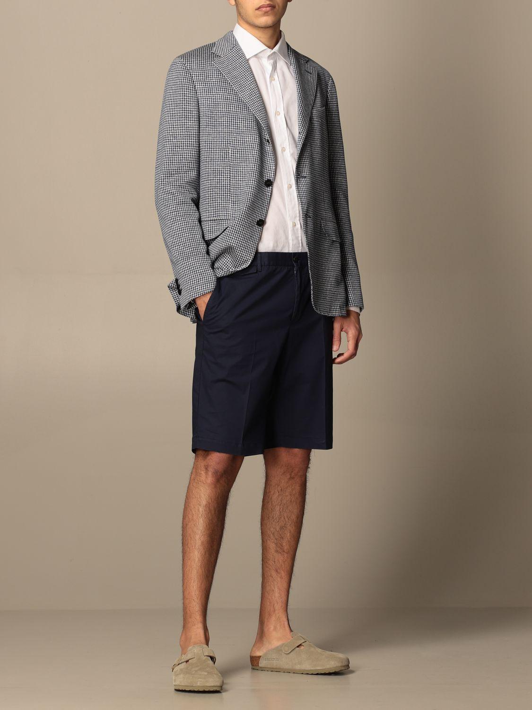 Blazer Boglioli: Jacket men Boglioli white 2