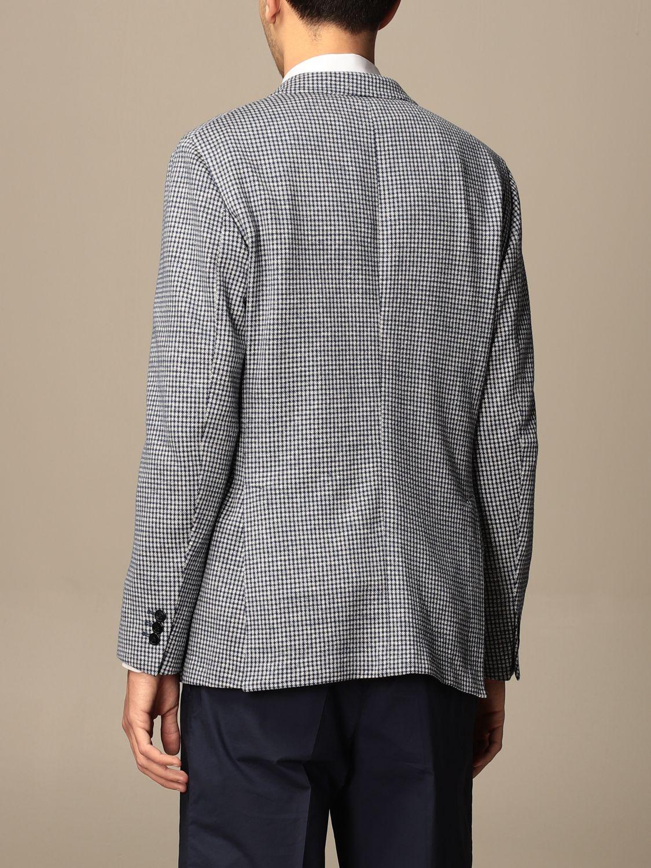 Blazer Boglioli: Jacket men Boglioli white 3