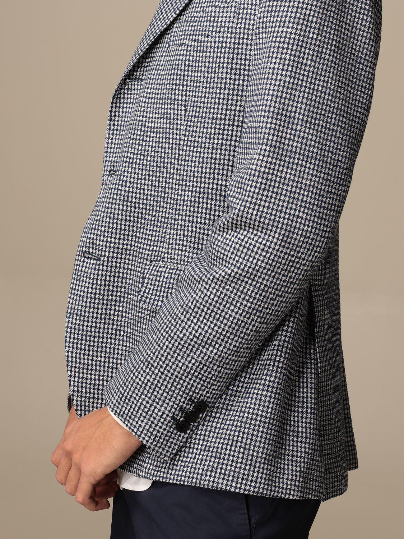 Blazer Boglioli: Jacket men Boglioli white 5