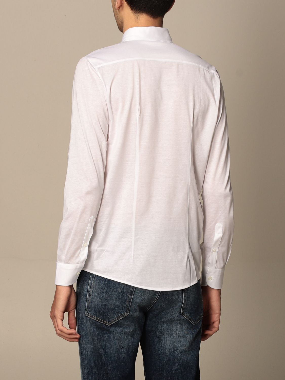 Shirt Barba Napoli: Barba Napoli basic shirt white 3