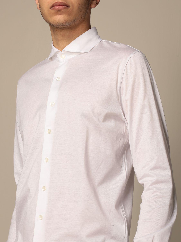 Shirt Barba Napoli: Barba Napoli basic shirt white 5
