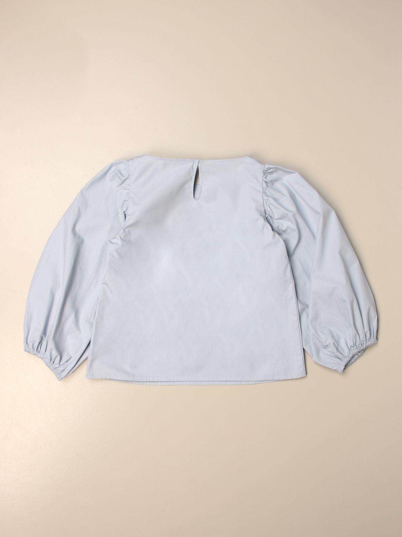 上衣 Douuod: 衬衫 儿童 Douuod 天蓝色 2