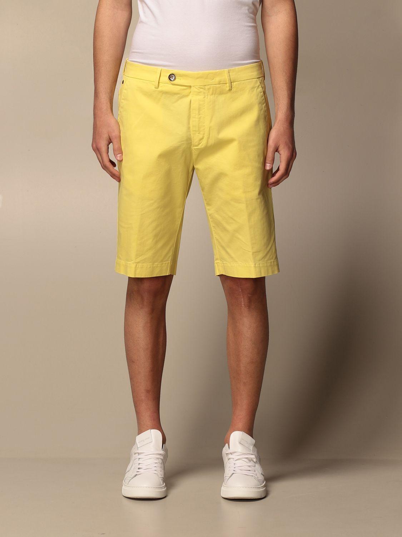 Pantalones cortos Gta Pantaloni: Pantalones cortos hombre Gta Pantaloni amarillo 1