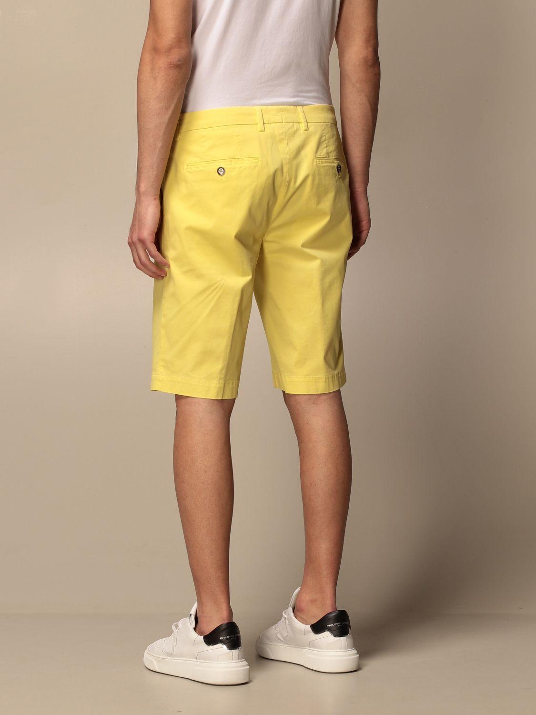 Pantalones cortos Gta Pantaloni: Pantalones cortos hombre Gta Pantaloni amarillo 2