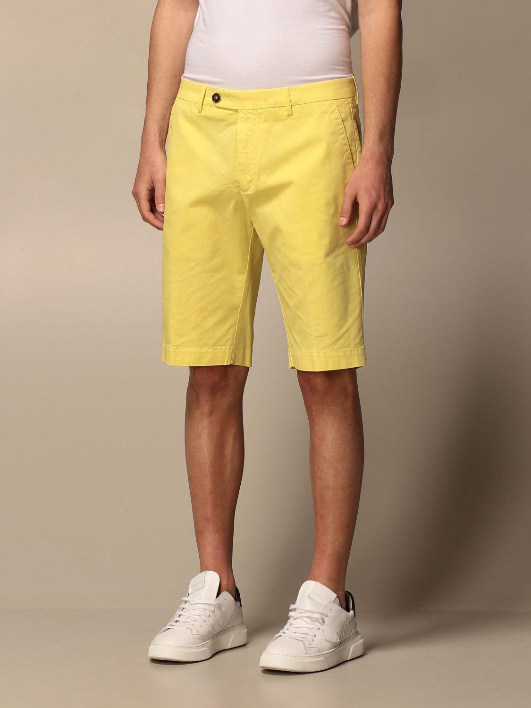 Pantalones cortos Gta Pantaloni: Pantalones cortos hombre Gta Pantaloni amarillo 3