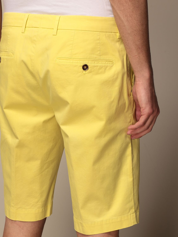 Pantalones cortos Gta Pantaloni: Pantalones cortos hombre Gta Pantaloni amarillo 4