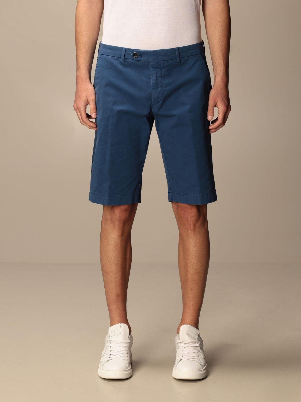 Pantalones cortos Gta Pantaloni: Pantalones cortos hombre Gta Pantaloni azul oscuro 1