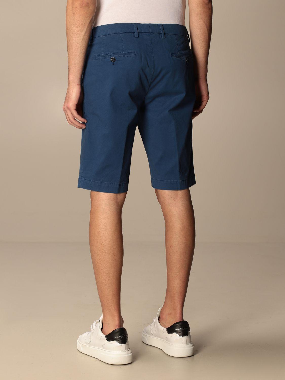 Pantalones cortos Gta Pantaloni: Pantalones cortos hombre Gta Pantaloni azul oscuro 2