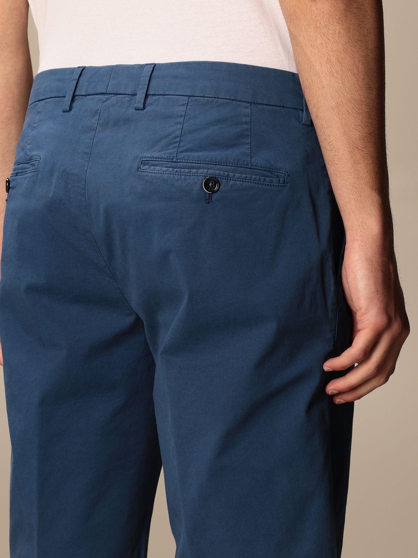 Pantalones cortos Gta Pantaloni: Pantalones cortos hombre Gta Pantaloni azul oscuro 4